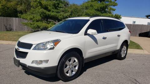 2011 Chevrolet Traverse for sale at Nationwide Auto in Merriam KS