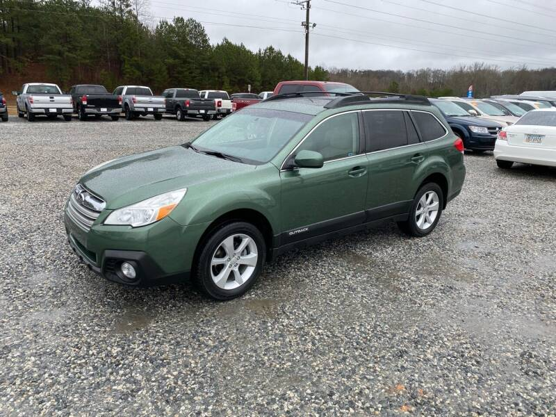 2013 Subaru Outback for sale at Billy Ballew Motorsports in Dawsonville GA