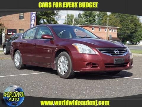 2010 Nissan Altima for sale at Worldwide Auto in Hamilton NJ