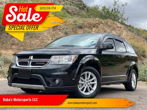2014 Dodge Journey for sale at Baba's Motorsports, LLC in Phoenix AZ