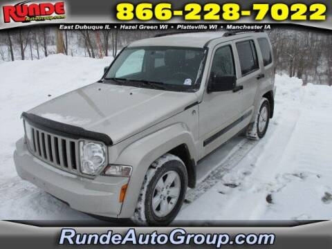 2009 Jeep Liberty for sale at Runde Chevrolet in East Dubuque IL