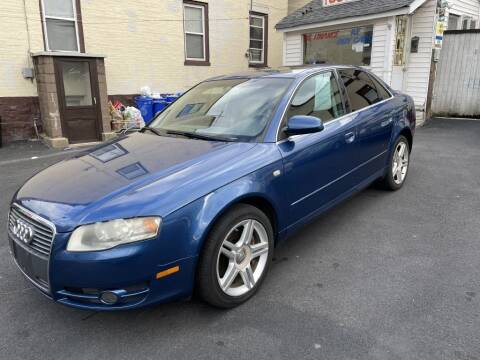 2007 Audi A4 for sale at Nicks Auto Sales Co in West New York NJ