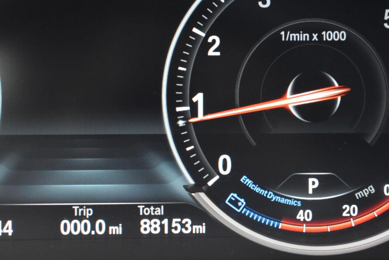 2014 BMW 6 Series 640i xDrive Gran Coupe AWD 4dr Sedan full