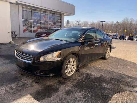 2013 Nissan Maxima for sale at Tim Short Auto Mall in Corbin KY