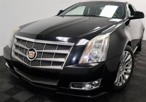 2011 Cadillac CTS for sale at CarNova in Stafford VA