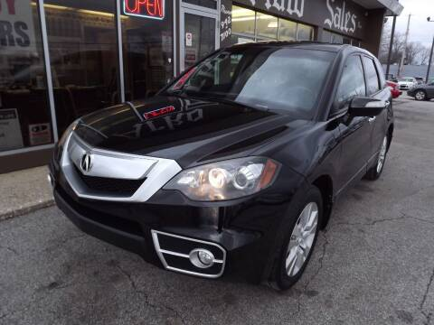 2011 Acura RDX for sale at Arko Auto Sales in Eastlake OH