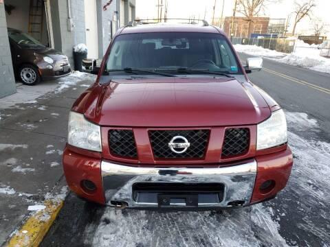 2006 Nissan Armada for sale at SUNSHINE AUTO SALES LLC in Paterson NJ