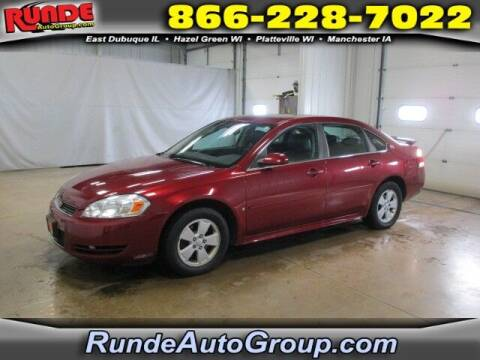 2009 Chevrolet Impala for sale at Runde Chevrolet in East Dubuque IL