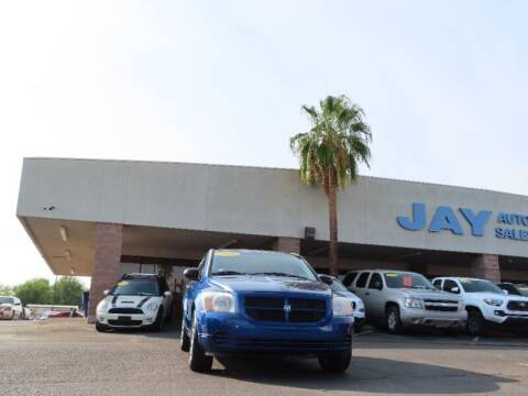 2009 Dodge Caliber for sale at Jay Auto Sales in Tucson AZ