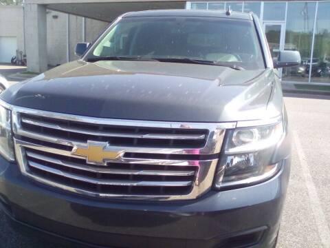 2020 Chevrolet Tahoe for sale at JOE BULLARD USED CARS in Mobile AL