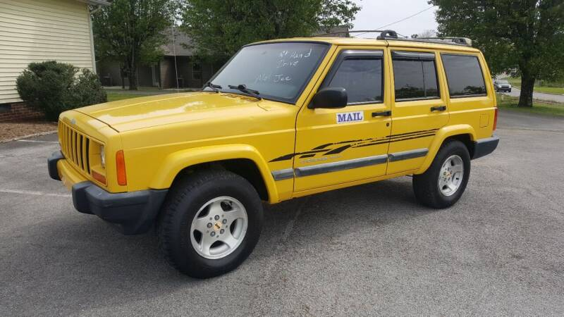 2001 Jeep Cherokee for sale at Crossroads Auto Sales LLC in Rossville GA