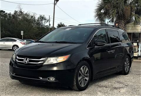 2014 Honda Odyssey for sale at Emerald Coast Auto Group LLC in Pensacola FL
