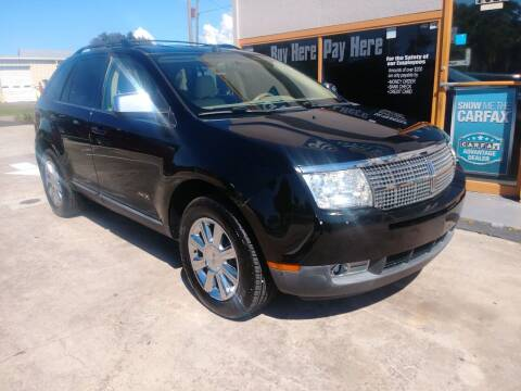 2007 Lincoln MKX for sale at QUALITY AUTO SALES OF FLORIDA in New Port Richey FL
