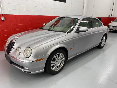 2003 Jaguar S-Type for sale at AVAZI AUTO GROUP LLC in Gaithersburg MD