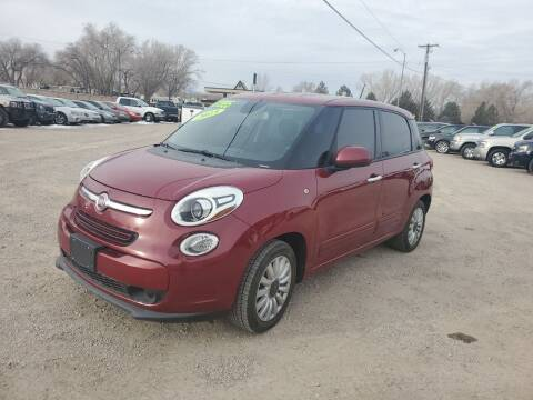 2015 FIAT 500L for sale at Canyon View Auto Sales in Cedar City UT
