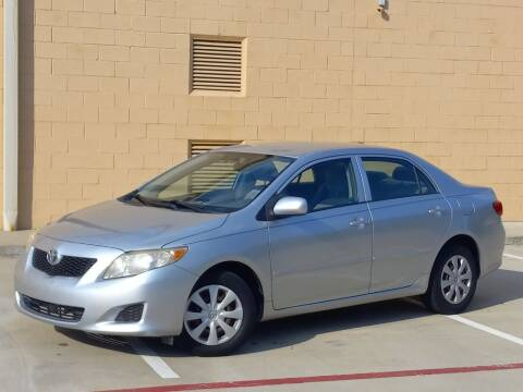 2009 Toyota Corolla for sale at Executive Motor Group in Houston TX