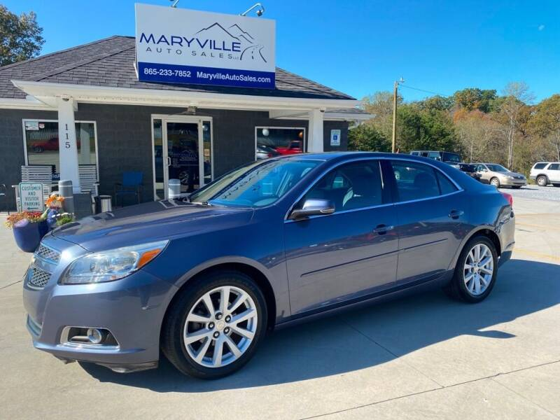 2013 Chevrolet Malibu for sale at Maryville Auto Sales in Maryville TN