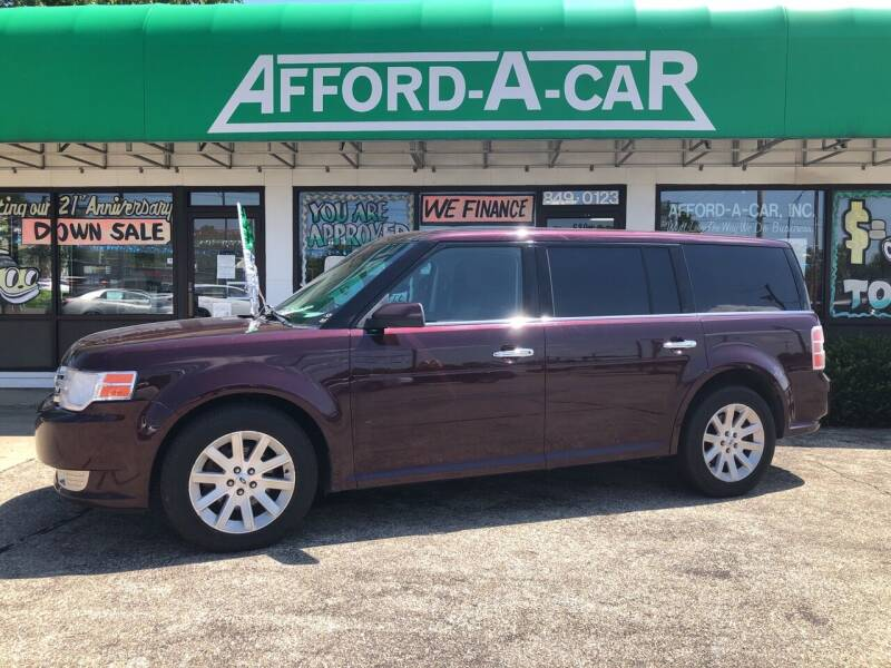 2011 Ford Flex for sale at Afford-A-Car in Moraine OH