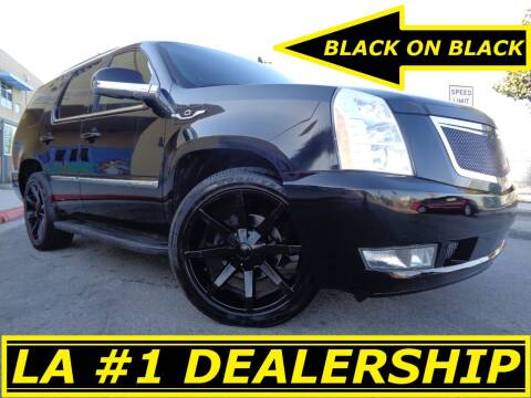 2007 Cadillac Escalade for sale at ALL STAR TRUCKS INC in Los Angeles CA