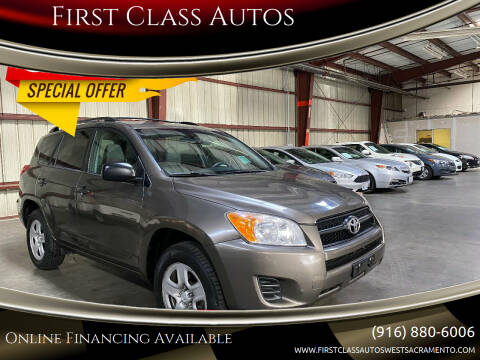 2012 Toyota RAV4 for sale at Car Source Center in West Sacramento CA