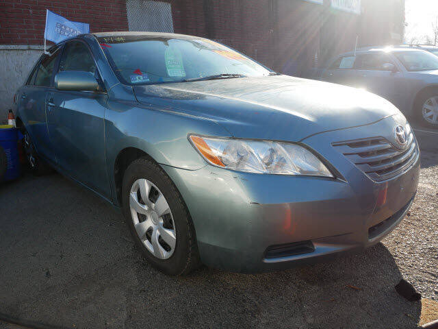 2007 Toyota Camry for sale at MICHAEL ANTHONY AUTO SALES in Plainfield NJ