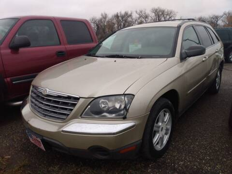 2005 Chrysler Pacifica for sale at L & J Motors in Mandan ND