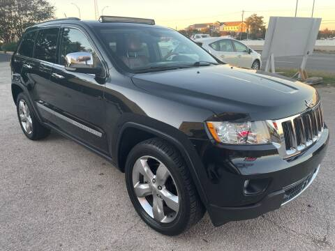 2012 Jeep Grand Cherokee for sale at Austin Direct Auto Sales in Austin TX