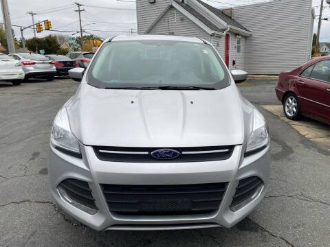 2015 Ford Escape for sale at Better Auto in South Darthmouth MA