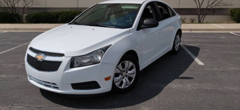 2013 Chevrolet Cruze for sale at Nationwide Auto Group in Melrose Park IL