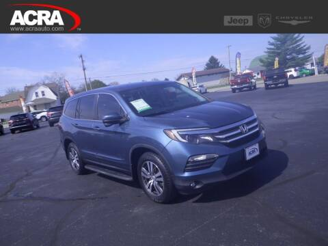 2016 Honda Pilot for sale at BuyRight Auto in Greensburg IN