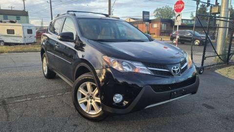 2013 Toyota RAV4 for sale at Paisanos Chevrolane in Seattle WA