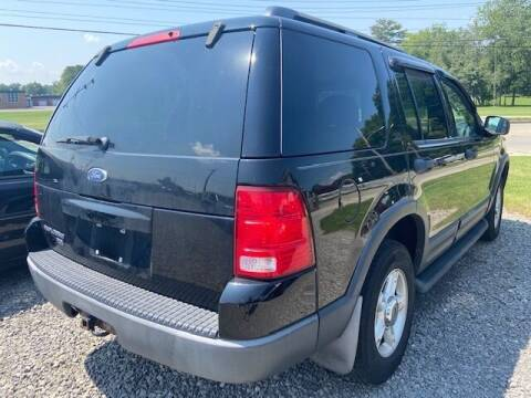 2003 Ford Explorer for sale at English Autos in Grove City PA