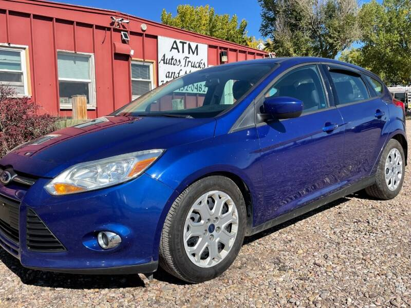2012 Ford Focus for sale at Autos Trucks & More in Chadron NE