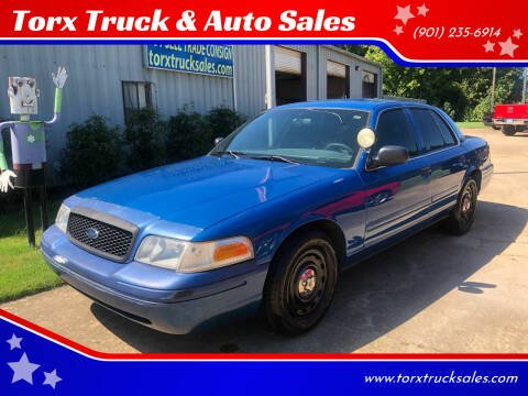 2005 Ford Crown Victoria for sale at Torx Truck & Auto Sales in Eads TN