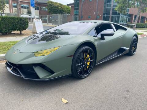 2019 Lamborghini Huracan for sale at Korski Auto Group in National City CA