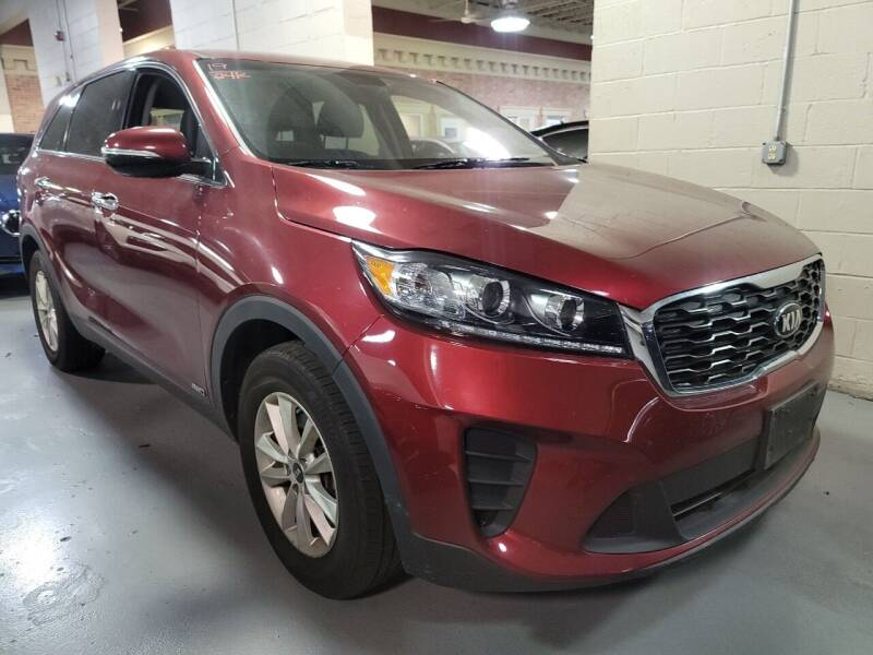 2019 Kia Sorento for sale at AW Auto & Truck Wholesalers  Inc. in Hasbrouck Heights NJ