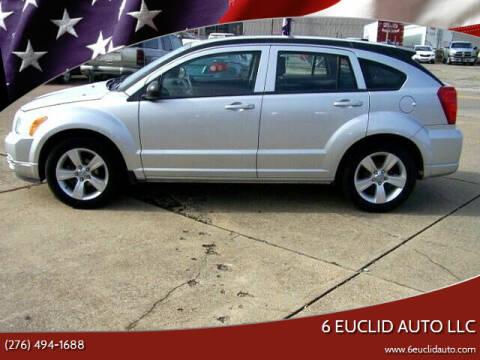 2010 Dodge Caliber for sale at 6 Euclid Auto LLC in Bristol VA