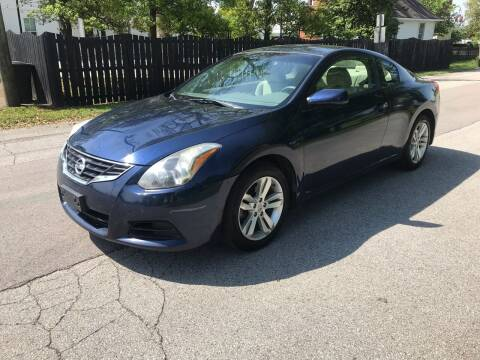 2010 Nissan Altima for sale at Eddie's Auto Sales in Jeffersonville IN