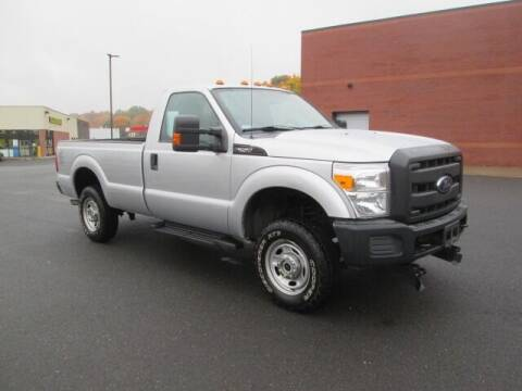 2012 Ford F-250 Super Duty for sale at Tri Town Truck Sales LLC in Watertown CT
