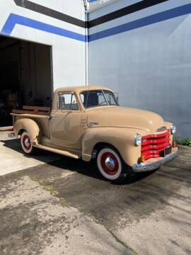 1951 Chevrolet 3100 for sale at Steven Pope in Auburn CA