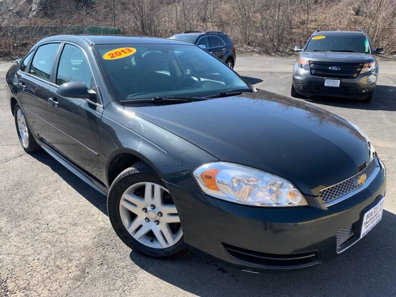 2013 Chevrolet Impala for sale at Bob Karl's Sales & Service in Troy NY
