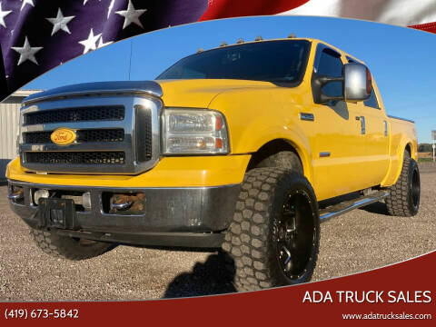 2006 Ford F-250 Super Duty for sale at Ada Truck Sales in Ada OH