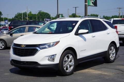 2019 Chevrolet Equinox for sale at Preferred Auto Fort Wayne in Fort Wayne IN