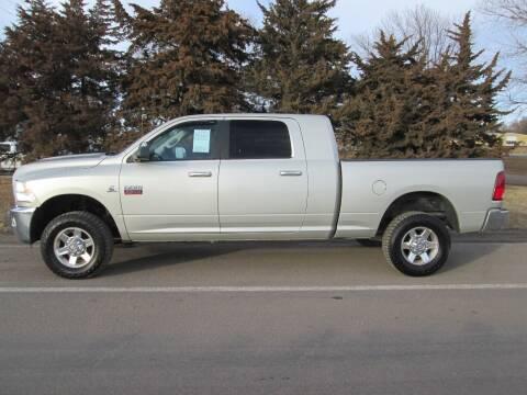 2010 Dodge Ram Pickup 2500 for sale at Joe's Motor Company in Hazard NE