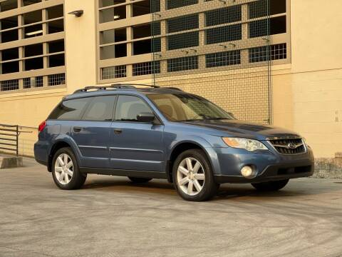 2008 Subaru Outback for sale at LANCASTER AUTO GROUP in Portland OR