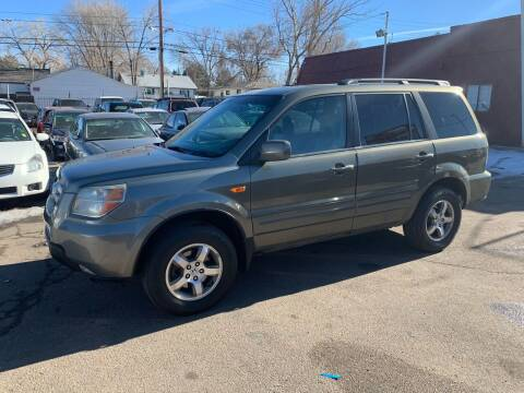 2007 Honda Pilot for sale at B Quality Auto Check in Englewood CO
