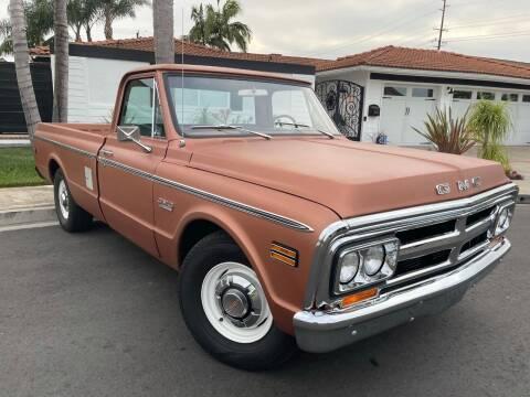 1969 GMC C/K 2500 Series for sale at SoCal Motors in Los Alamitos CA