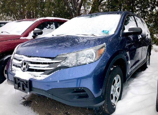 2013 Honda CR-V for sale at Ataboys Auto Sales in Manchester NH