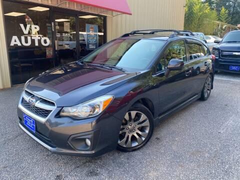 2014 Subaru Impreza for sale at VP Auto in Greenville SC