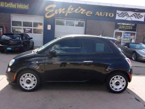 2013 FIAT 500 for sale at Empire Auto Sales in Sioux Falls SD